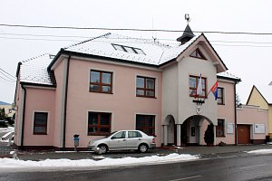 Obecní úřady v Petřvaldě a Mošnově