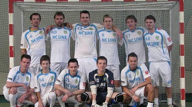 Domácí klub obsadil na turnaji konečné druhé místo.