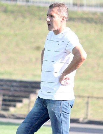 Bývalý prvoligový fotbalista Jan Pejša přišel na lavičku divizního Nového Jičína vlednu letošního roku.