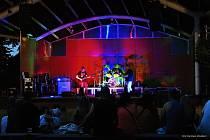 Vepřík - veřejné příborské koncertování se konalo v sobotu 6. července v příborském městském parku.