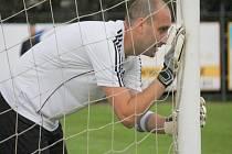 Čistým kontem přispěl k vítězství v derby se Spálovem strážce oderské svatyně Petr Cibulec.