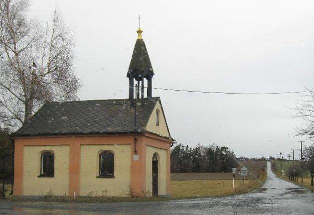 Kaple svatého Martina v Nových Dvorech