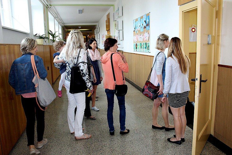 V Základní škole Františka Palackého v Hodslavicích si připomněli historii.