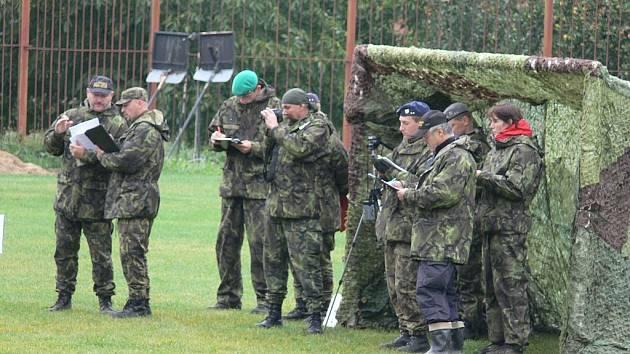 Nejlepší přebor vojenských psovodů za posledních dvacet let probíhal v Hostašovicích a jeho okolí celý tento týden.