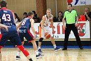 Vzdorovali, ale prohráli. Novojičínští basketbalisté nestačili na Brno a v poháru končí.