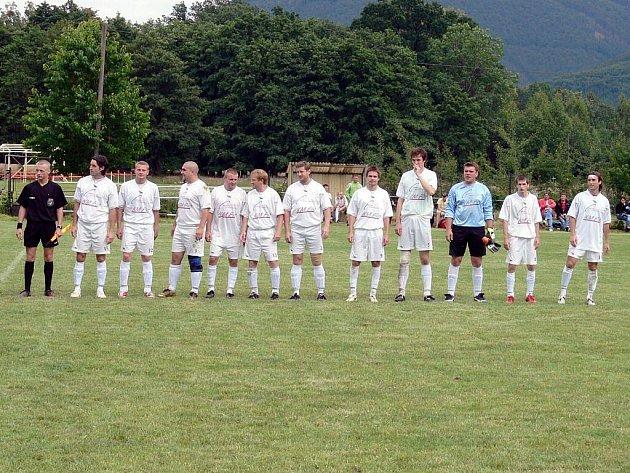 Tým Trojanovice I bude příští fotbalovou sezonu hrát okresní přebor.