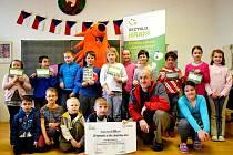 Velkým úspěchem se může chválit Základní škola Heřmanice u Oder. Skončila mezi nejlepšími v projektu Recyklohraní.