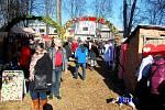 Tisíce lidí si nenechalo ujít první pouť letošního roku. Uskutečnila se v neděli v Příboře a jednalo se o tradiční Valentýnskou pouť, kterou doplnila řada doprovodných akcí.