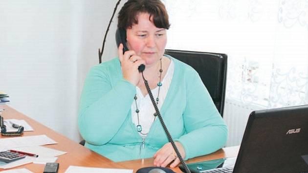 Lenka Tabachová.