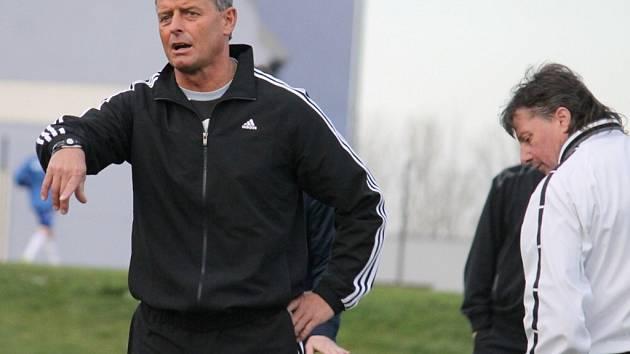 Trenér FC Libhošť