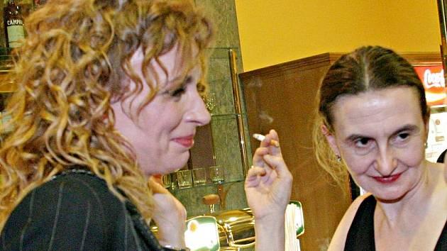 Letité kamarádky a v současné době také dvě nejobsazovanější české herečky zazáří ve čtvrtek 31. května v kopřivnickém kulturním domě. Ten divákům nabídne hru Klára a Bára.