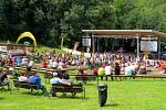 Frenštátské Horečky ožily v sobotu multižánrovým festivalem Horečky fest.