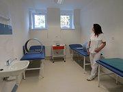 Bílovecká nemocnice má od září 2016 i novou rehabilitaci. Ilustrační foto.