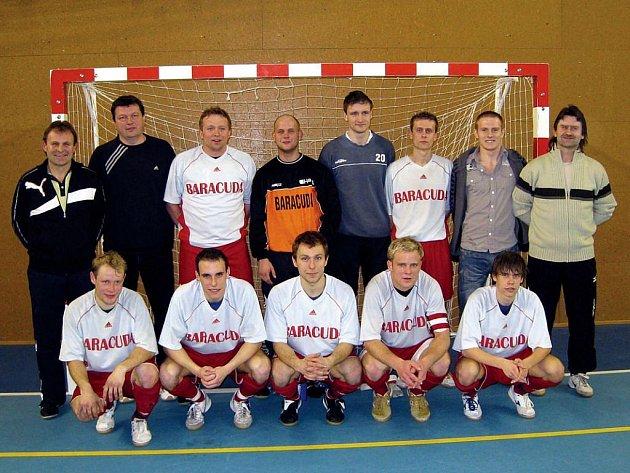 Futsalový tým Tatran Baracuda Jakubčovice odehraje dnes finále poháru proti CC Satum Czech Jistebník.