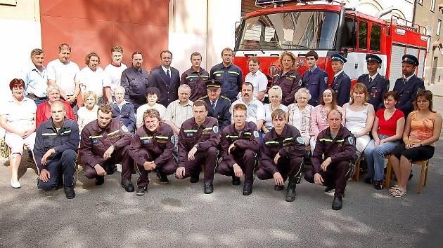 Sbor dobrovolnýcjh hasičů v Bílovci vznikl před více než 120 lety.