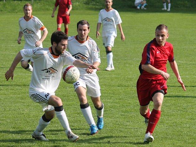 Snímky z utkání FC LIBHOŠŤ – FC VEŘOVICE 1:1 (0:1).