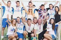 Loňské vítězství zopakoval v Hladkých Životicích domácí tým SDC Colpo Rapido.