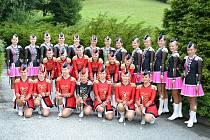 Bílovecké mažoretky byly i letos na mistrovství Evropy úspěšné.