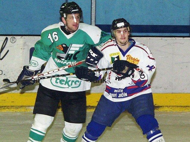 Hokejisté otočili zápas s Uničovem.