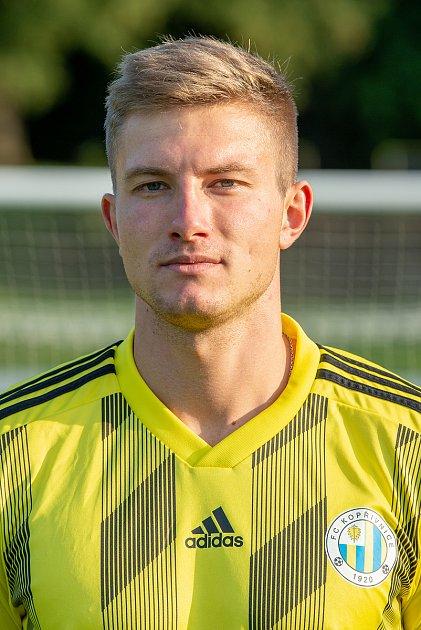 Fotbalový klub FC Kopřivnice, 24.září 2020.Martin Marák - obránce