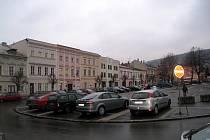 Náměstí v Odrách. Ilustrační foto.