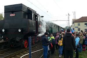 Ve Štramberku a Studénce si v sobotu 16. října 2021 lidé připomněli 14. výročí tratě Štramberk - Studénka.