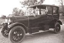 Typ T. Automobil byl dodáván s množstvím různých karoserií. objevily jako varianty sportovní, závodní či hasičské.