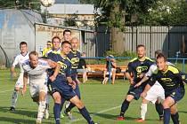 SK BESKYD FRENŠTÁT P. R. – FK BÍLOVEC