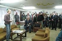 Provoz denního nízkoprahového centra Racek byl slavnostně zahájen v lednu roku 2010.