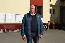 Starosta Pustějova Tomáš Maiwaelder.