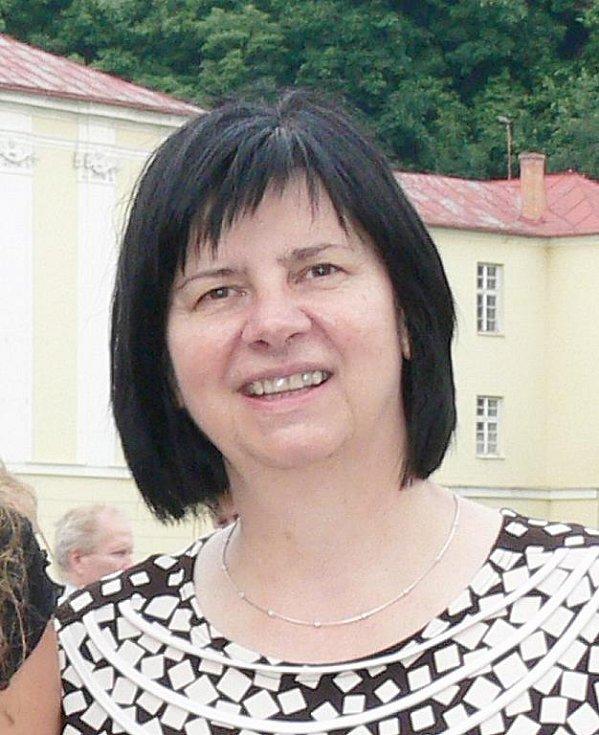 Jana Mocová (SNK Rovnost šancí), starostka Fulneku