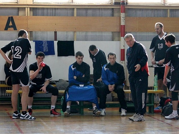 Mužský tým Nového Jičína v této sezoně neudržel druhou ligu.