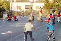 V sobotu 26. září otevřeli v obci Vrchy na Novojičínsku nový sportovní areál.