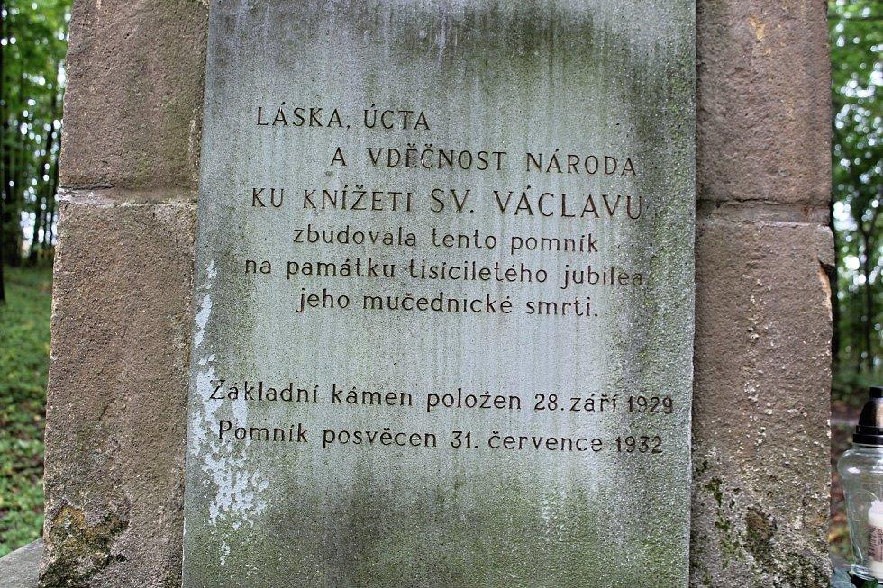 Svatováclavská Horová pouť ve Štramberku.
