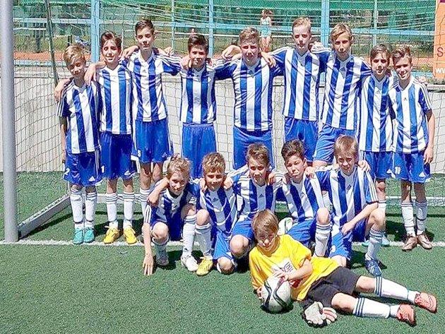 FK Nový Jičín mladší žáci