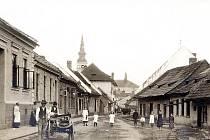 Velkých změn v historii města doznala jedna z nejstarších novojičínských ulic, Zborovská.