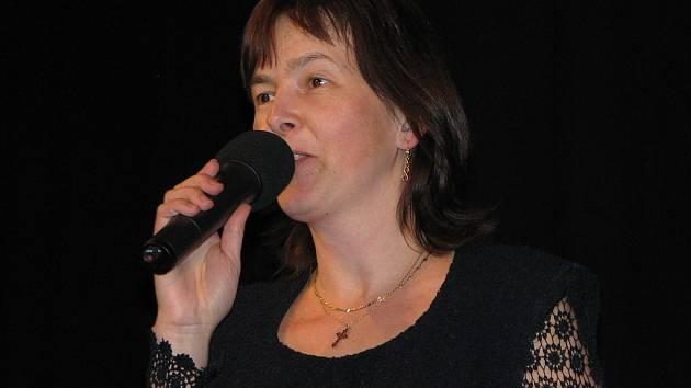 Pavla Hostašová, ředitelka oderské církevní školy.