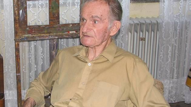 Malíř Jan Hrnčárek