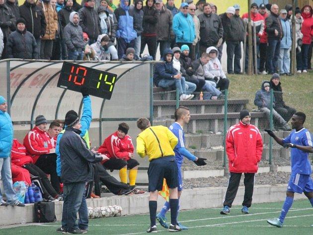 Divize, sk. E, 18. kolo: FK Nový Jičín – TJ Valašské Meziříčí 1:0 (1:0)