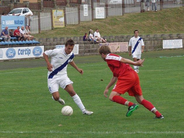 Přesto, že hráči Nového Jičína nepřešli přes Frýdek-Místek do druhého kola, kde by přivítali Baník Ostrava, za předvedenou hru se nemusí stydět.