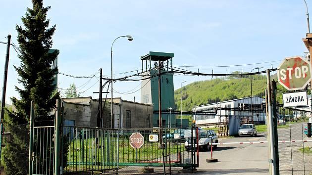 Těžní věže Dolu Frenštát, které jsou už nějakou dobu černými stavbami, by měly být do šesti let zlikvidovány.