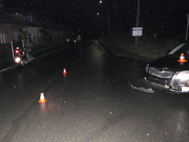 Novojičínští dopravní policisté šetří v těchto dnech nehodu, ke které došlo v sobotu 17. září krátce před 21. hodinou na Žilinské ulici v Novém Jičíně.