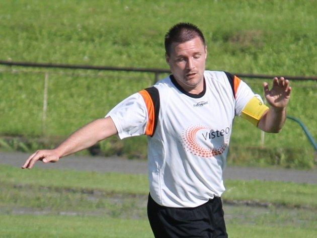 Novojičínský kapitán Lukáš Bajer vstoupil s týmem do nového ročníku domácí remízou.