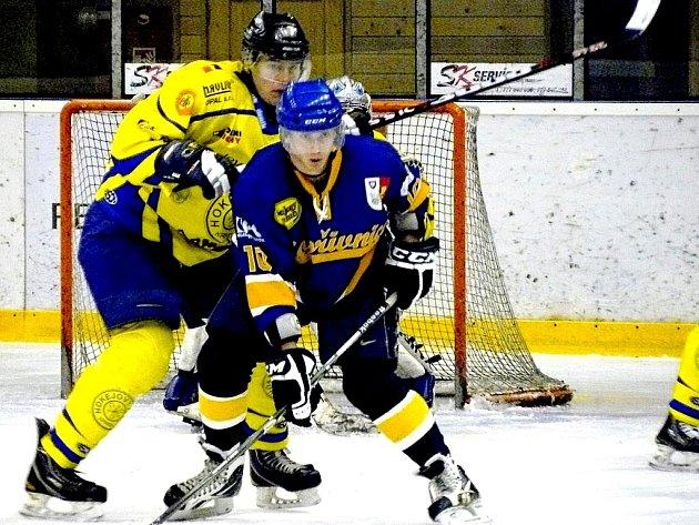 První porážku v soutěži si v Uničově připsala Kopřivnice. V krajské lize se v neděli 28. října odehraje první derby, když B tým Nového Jičína přivítá Studénku.