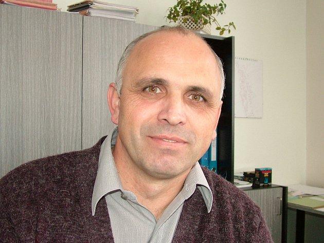 Starosta Albrechtiček, Miloslav Čegan.