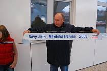 Bývalý ředitel technických služeb Oskar Šíma.