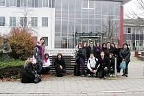 Oderští studenti si bavorskou školu, která je během jejich pobytu hostila, nemohli vynachválit.