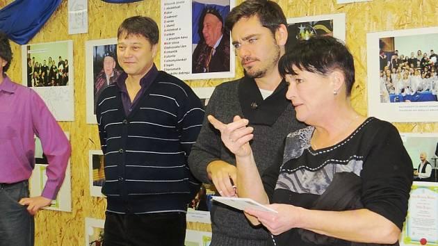 Valérie Zawadská jezdila na Novojičínsko navštěvovat svou maminku.