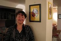 První výstava mandal Věry Čaníkové měla u návštěvníků velký úspěch. Příští štace bude Valašské Meziříčí. V budoucnu by se mohli zájemci těšit na trička s potisky mandal.