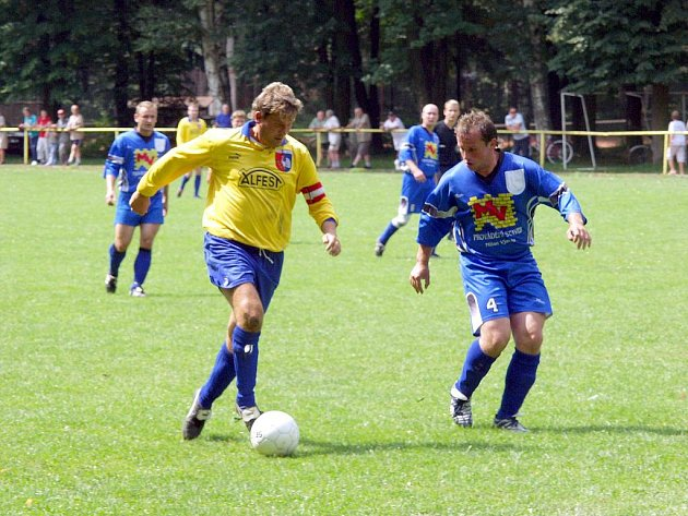 Fotbalový klub TJ Petřvald na Moravě je znám i pořádáním tradičního letního fotbalového turnaje.